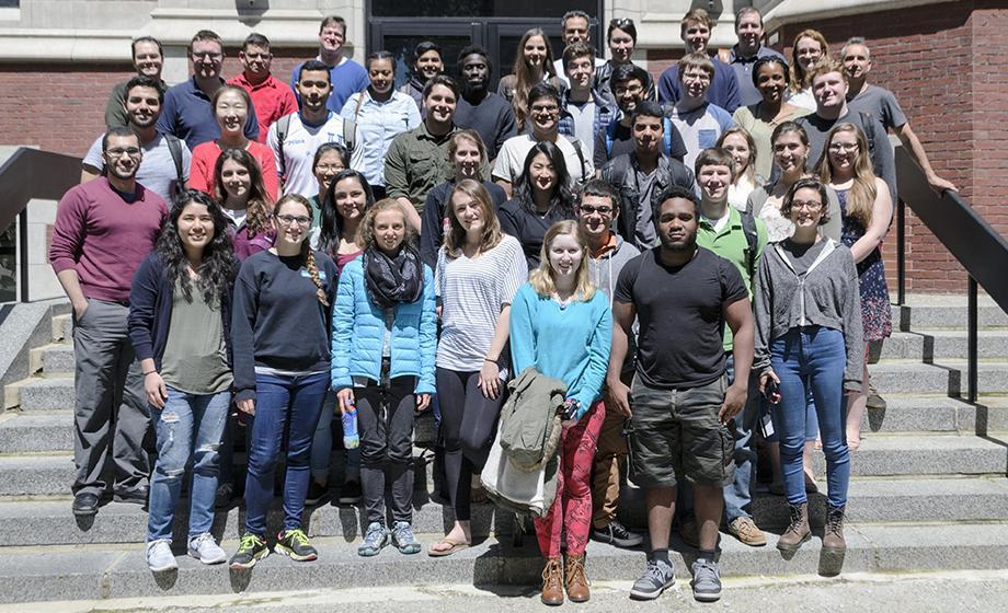 summer science program members