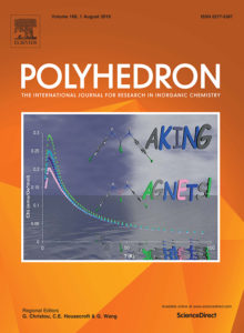The cover of Polyhedron