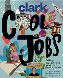 Clark Magazine Fall 2019 cover