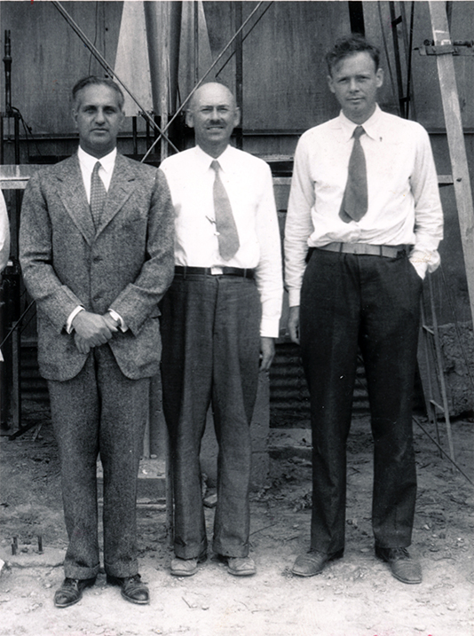 Guggenheim, Goddard, and Lindbergh at Clark