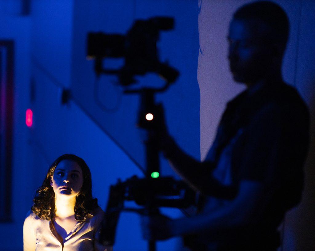 5. Star Maddie Thomas ('20) + Camera op Ash Del Carmen ('20)