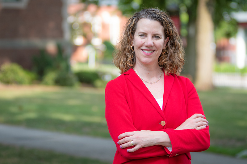 Dean of Students Francy Magee